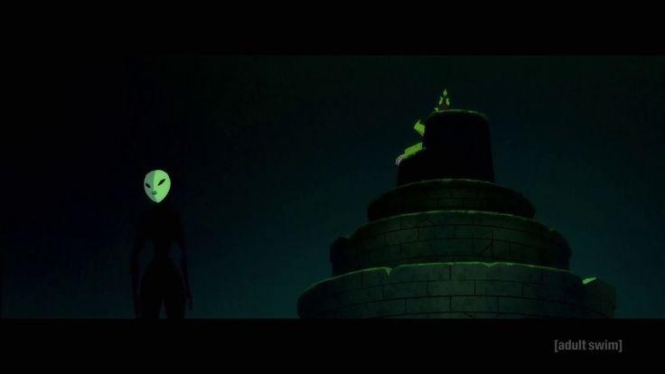 Samurai Jack - The Ecstasy of Gold - YouTube