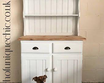 Pine Welsh Dresser Refurbished