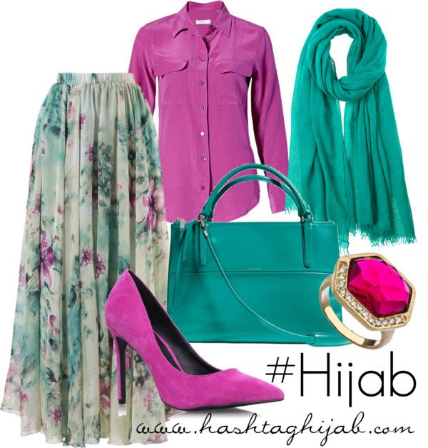 Hashtag Hijab Outfit #144