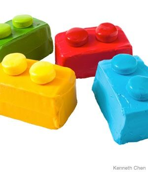 Lego Blocks Cake Design : Building Blocks Cakes Recipe   Dishmaps