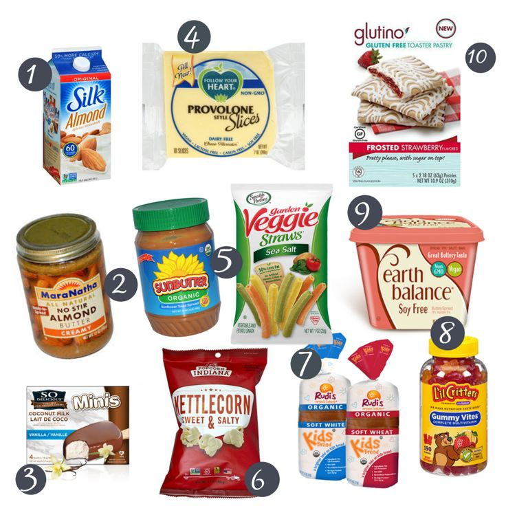 The Top 10 BEST Dairy and Soy Free Products Dairy free