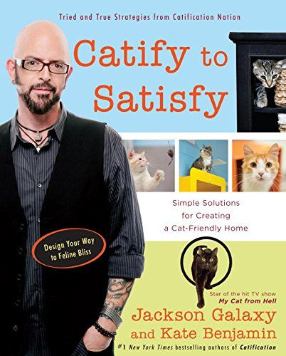1000 ideas about cat friendly home on pinterest jackson for Jackson galaxy amazon