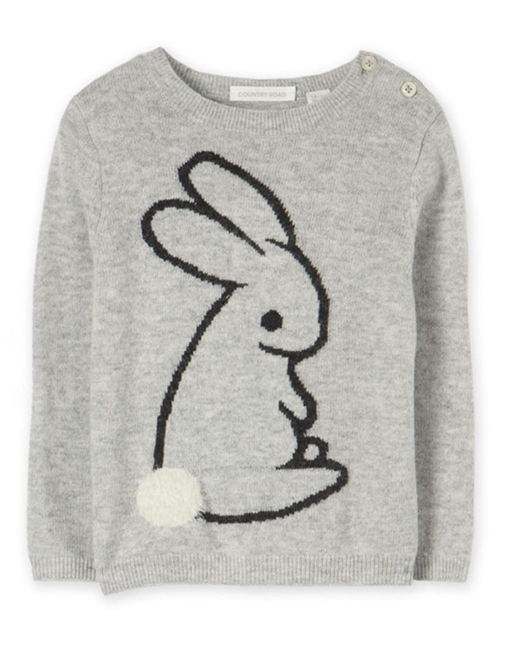 Linear Bunny Knit   Woolworths.co.za