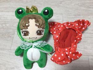 "Exo Doll Chen Kim Jongdae Doll ""Frog Prince Chen"" Korea Fanmade Plush Doll   eBay"