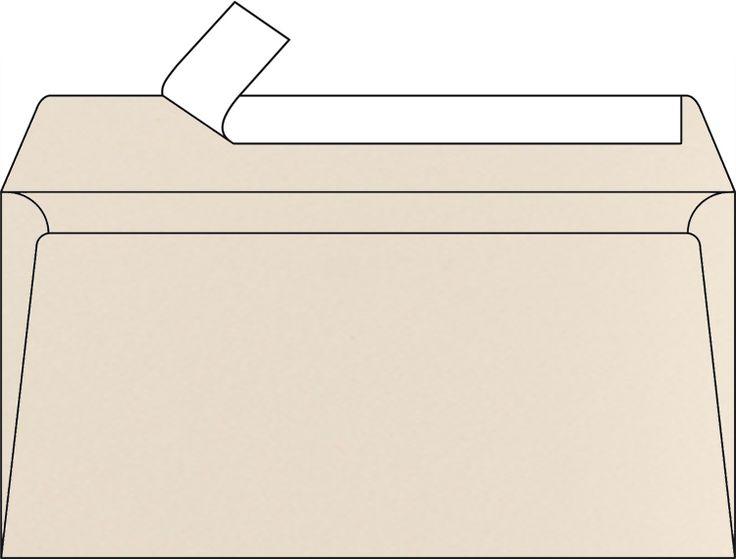 Enveloppe DL Velin Crème pur coton G-Lalo 120 gr 20 unités #enveloppedl #enveloppecoton #enveloppelalo