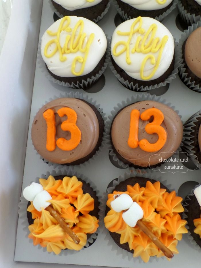 Cake/Cupcake ideas on today's blog for your child/teen:   http://chocolateandsunshine.com #cupcakes #kids birthday cake ideas