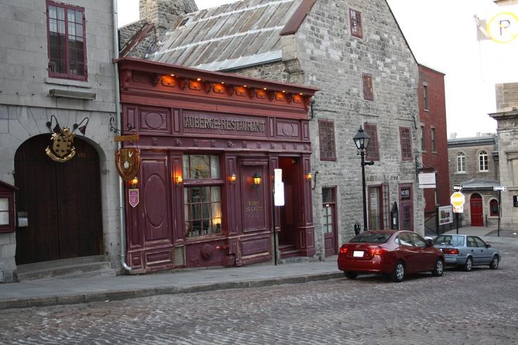 Montreal Vieux Port