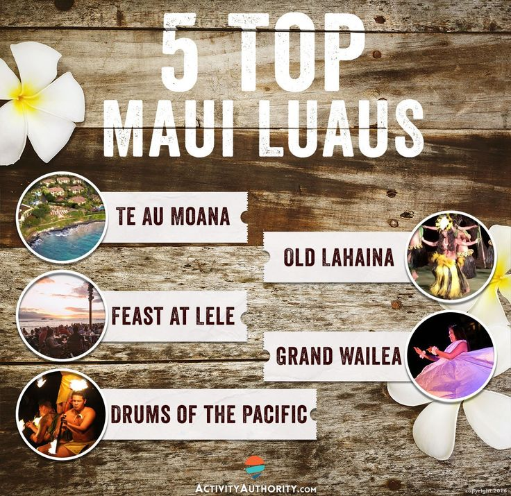 Top 5 Maui Luaus  ✈✈✈ Don't miss your chance to win a Free International Roundtrip Ticket to anywhere in the world **GIVEAWAY** ✈✈✈ https://thedecisionmoment.com/free-roundtrip-tickets-giveaway/
