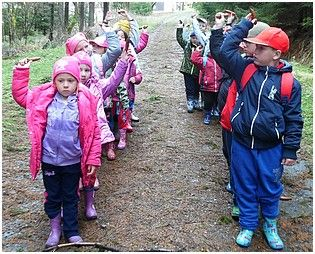 Školka v přírodě 2015