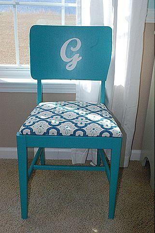 17 mejores ideas sobre sillas viejas en pinterest banco - Sillas para restaurar ...