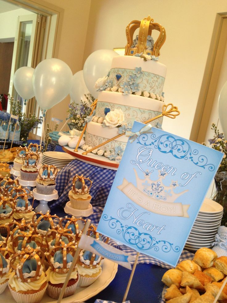 charming shower cakes baby blue baby shower i forward printables to