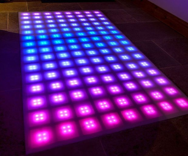 Pin By Samantha Taft On P4p 2018 Disco Disco Floor Dance Floor Diy Led Diy