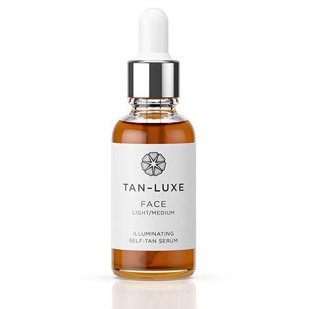 Tan-Luxe Illuminating Serum Self Tan Facial Drops
