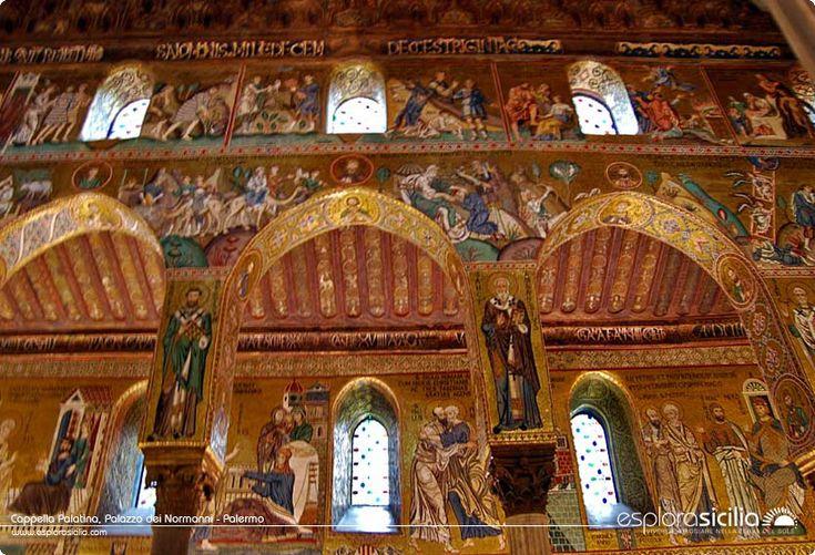 Cappella Palatina, Palazzo dei Normanni a Palermo
