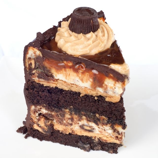 Chocolate Peanut Butter Cheesecake Madness