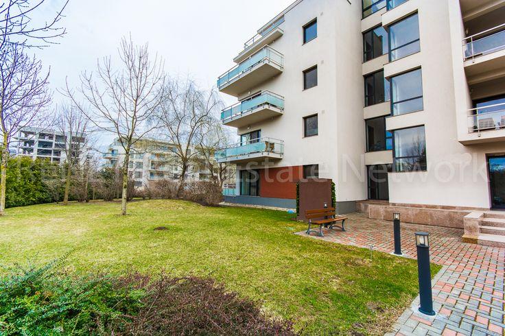 Apartament imens 171mp, Baneasa Rezidential, mobilat utilat
