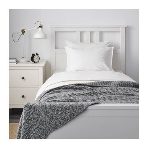 DUNÄNG Throw IKEA Wool is stain-repellent, durable and provides good insulation.