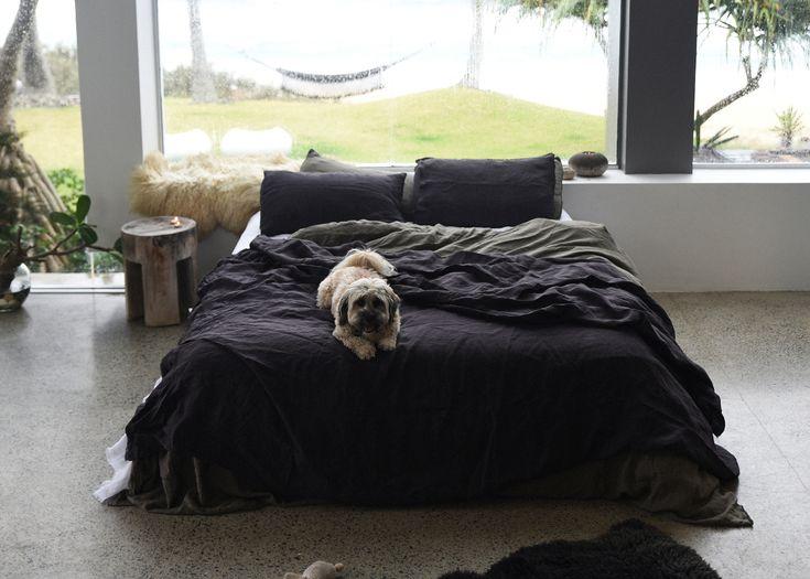 100% Hemp Bed Linen