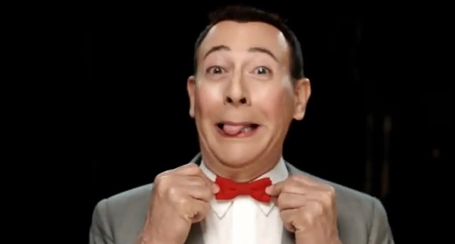 HBO Comedy Special Pee Wee Herman