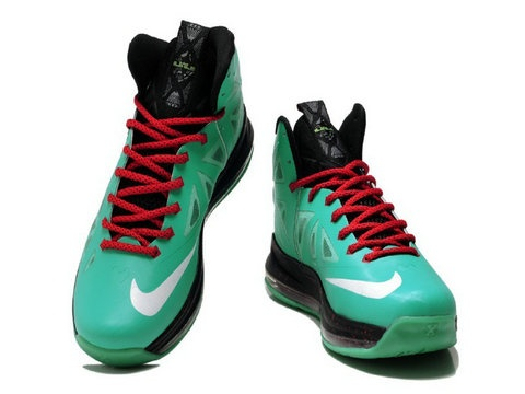 Nike LeBron 10 South Beach It features a flash blue hyperfuse upper with black inner lining