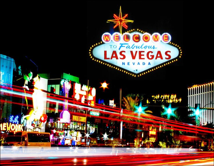 The Time I Stayed Up All Night in Fabulous Las Vegas - Story