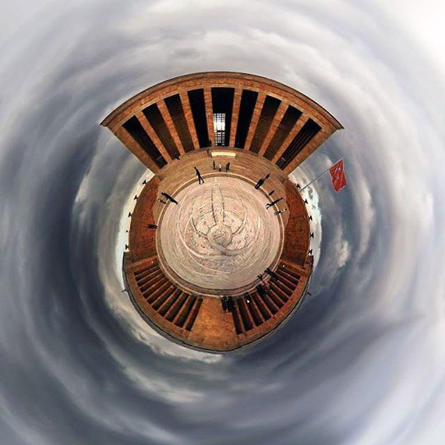 < My little planets >  #anıtkabir