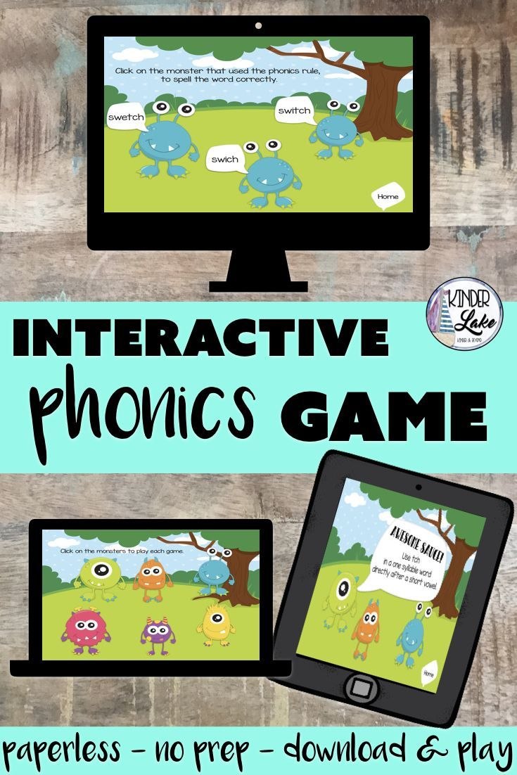 tch Phonics Rule Digital Game | 2nd Grade Journeys Series | Phonics