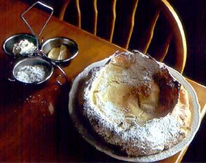 The Original Pancake House's Dutch Baby, Something Different For Breakfast
