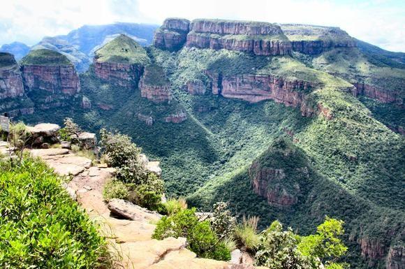 Blydshoorn Canyon