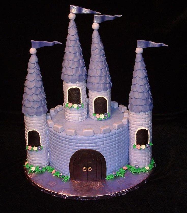 Google Image Result for http://www.uniquecreationsbymel.com/images/Purple_Castle_Cake_2008.JPG