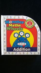 Picture of Monster Maths Wheel