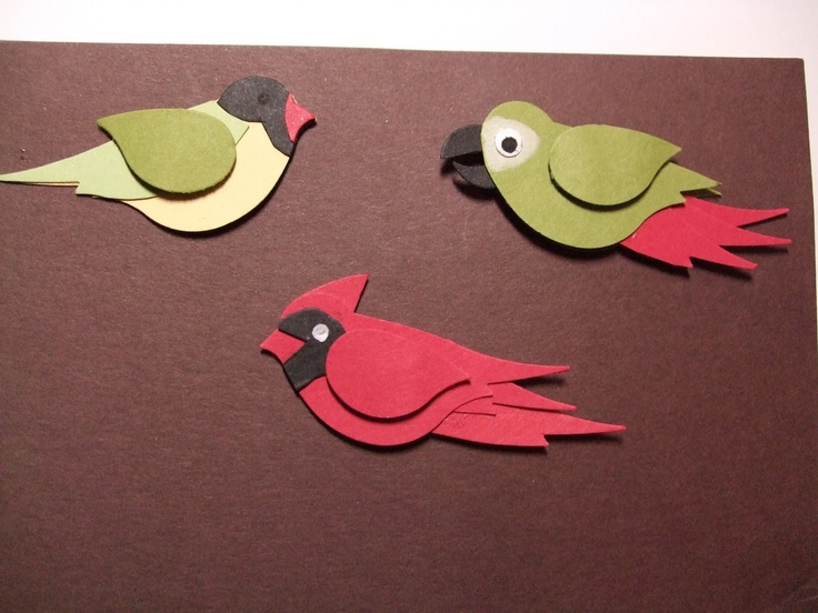 bird paper punch This set of robin shaped paper punches includes 100 birds, these are perfect for scrapbooking, paper crafts, or sprinkling on a table as confetti available in white, black, cranberry, or robin's egg blue.