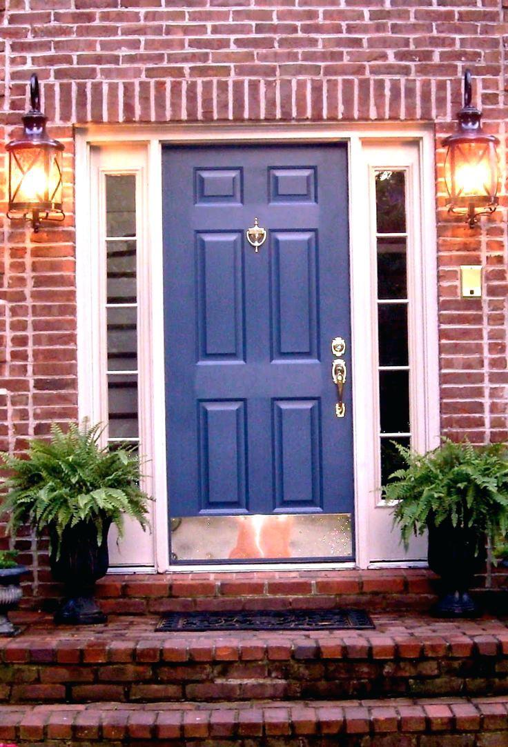 Front Door Colors For Beige Brick House Front Door Colors For Off White House Red Bric Brick House Front Door Colors Painted Front Doors Best Front Door Colors