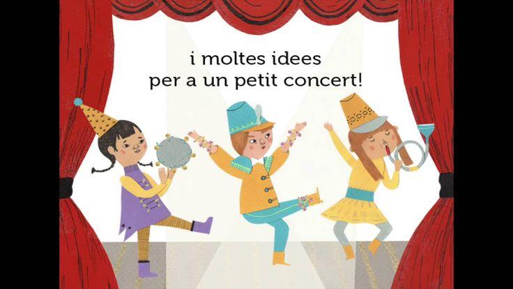"Booktrailer de ""La Petita Orquestra"": www.llegircruilla.cat/lapetitaorquestra"