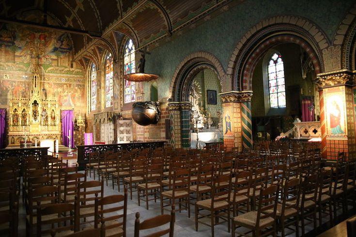 Wnętrze Bazyliki św. Krwi