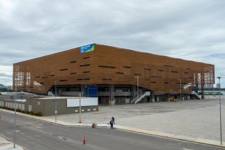 Arena Olímpica de Handebol e Golbol / OA   Oficina de Arquitetos