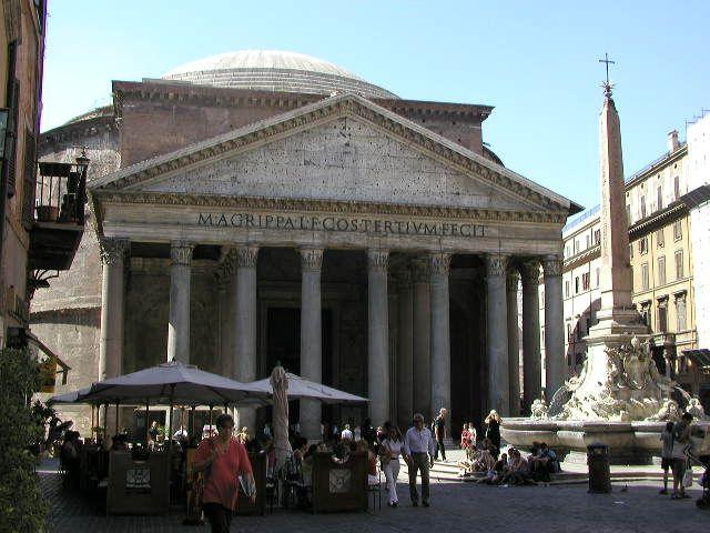 Rome--Pantheon