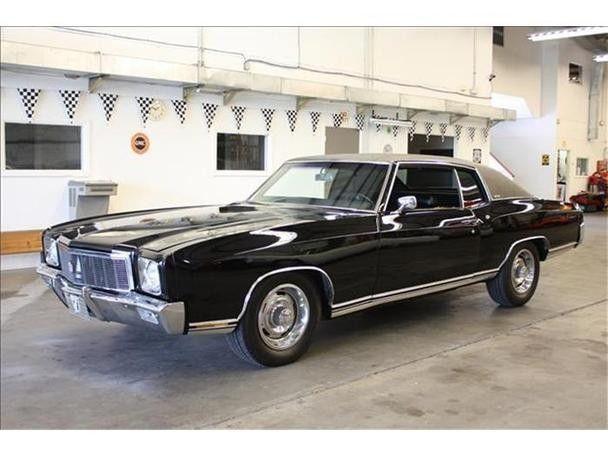 Chevrolet Monte Carlo | 1971 Chevrolet Monte Carlo for Sale in Sarasota, Florida Classified ...