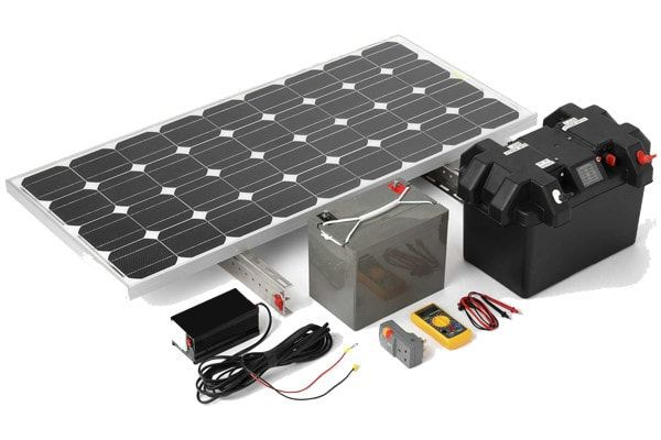 100 Watt Solar Panel Great For 12 Volt Battery Charging Rv Camping Off Grid Solar Panels 100 Watt Solar Panel Rv Solar Power