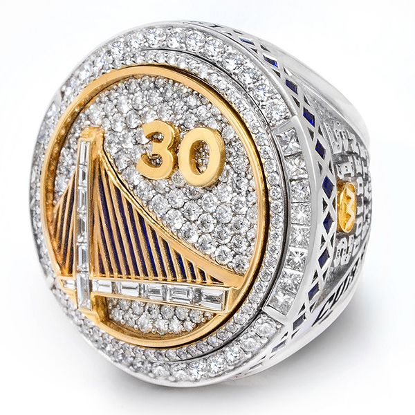 2015 Golden State Warriors Basketball World Championship ring