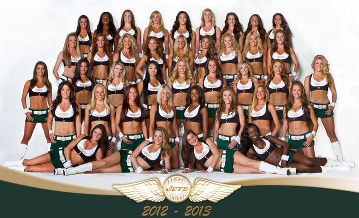 New York Jets | Flight Crew Cheerleaders