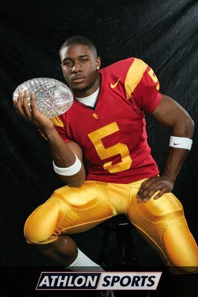 Reggie Bush was one of the most electrifying players to ever step on a college football field