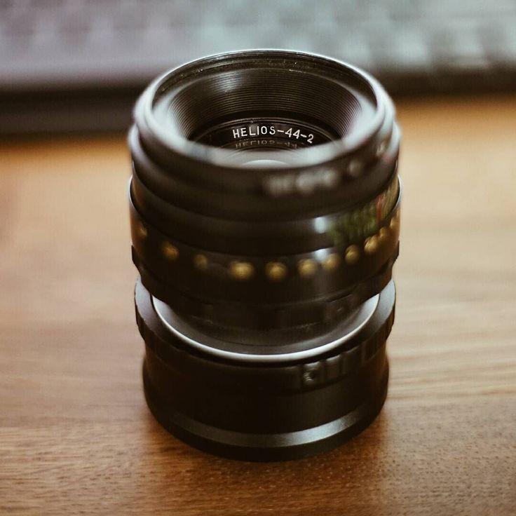 My #favorite #soviet #lens  #instadaily #instagood  #365project #ussr http://www.madziala.pl
