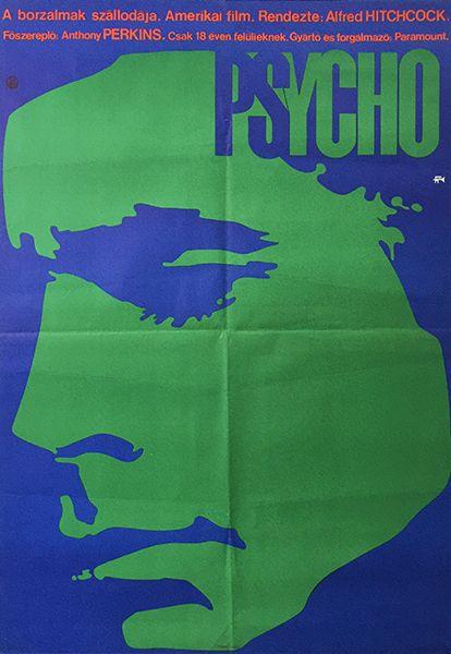 Psycho (unknown artist - 1972)