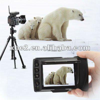 Wireless Live View Remote for Nikon D3X / D3 / D300S / D7000 / D90 / D3100