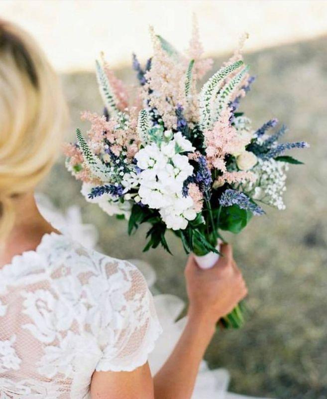 #WeddingBouquet - ślubny bukiet na Instagramie , fot. Instagram/labelmotionlondon