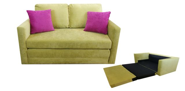 Fast 2 Seater Sofa Bed Fabric