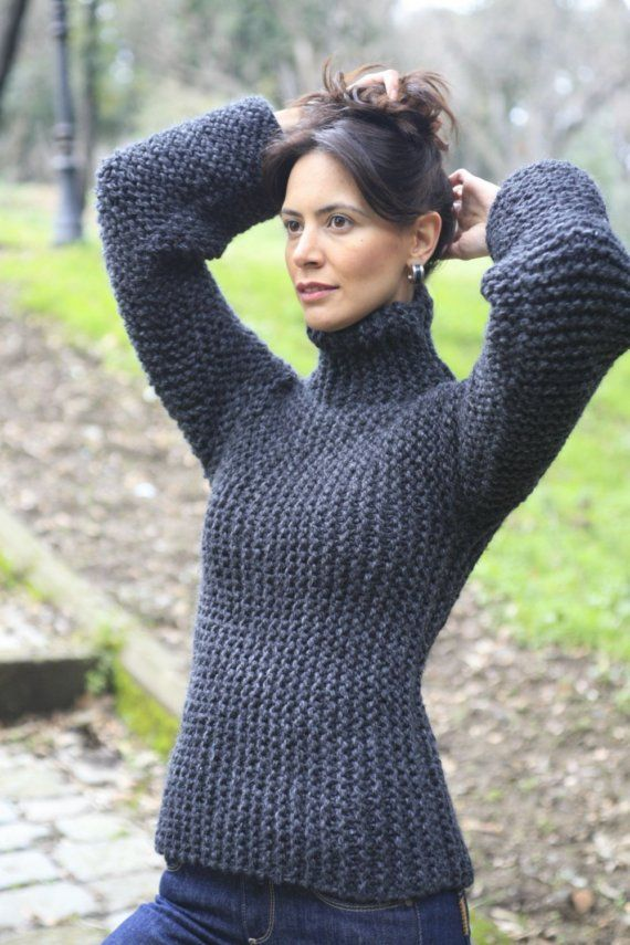 Soo cool & modern.Very thick,soft & warm. You can also wear it as a ski sweater. There is one secret pocket ( custom colors are available for the