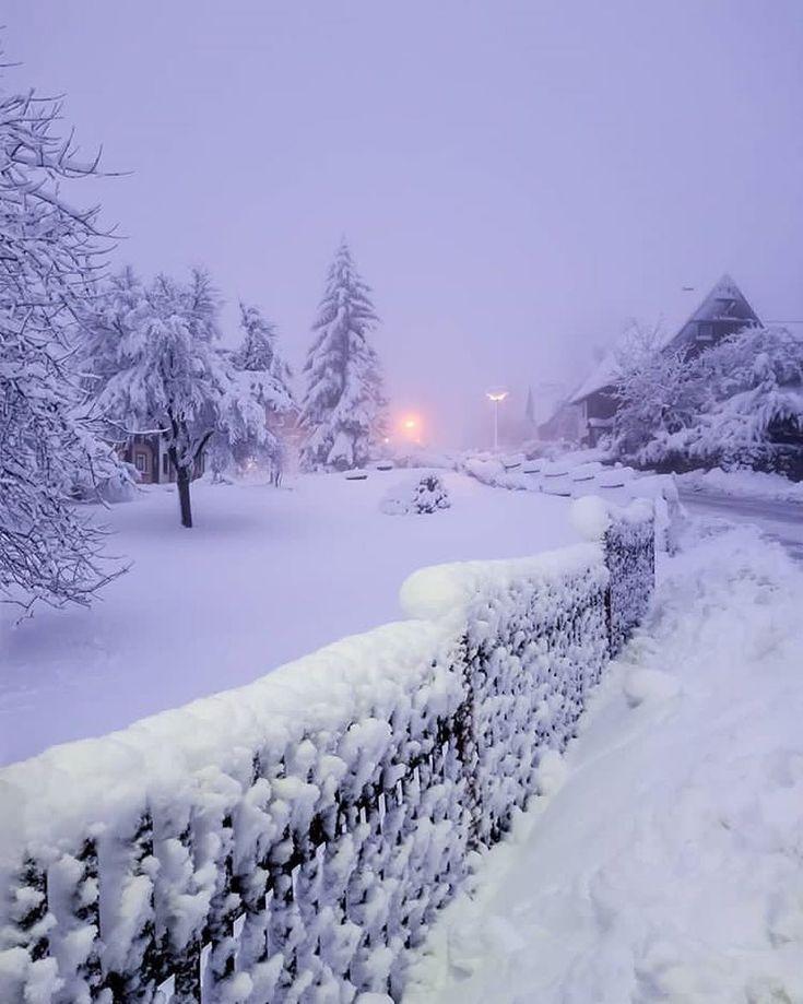 Beatufil winter 😍