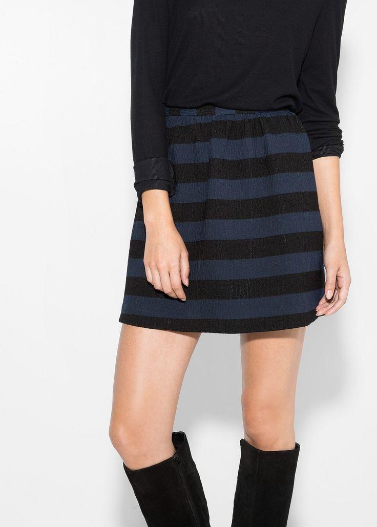 1000 id es propos de jupe rayures sur pinterest jupe grise semences d h ritage et jupe. Black Bedroom Furniture Sets. Home Design Ideas